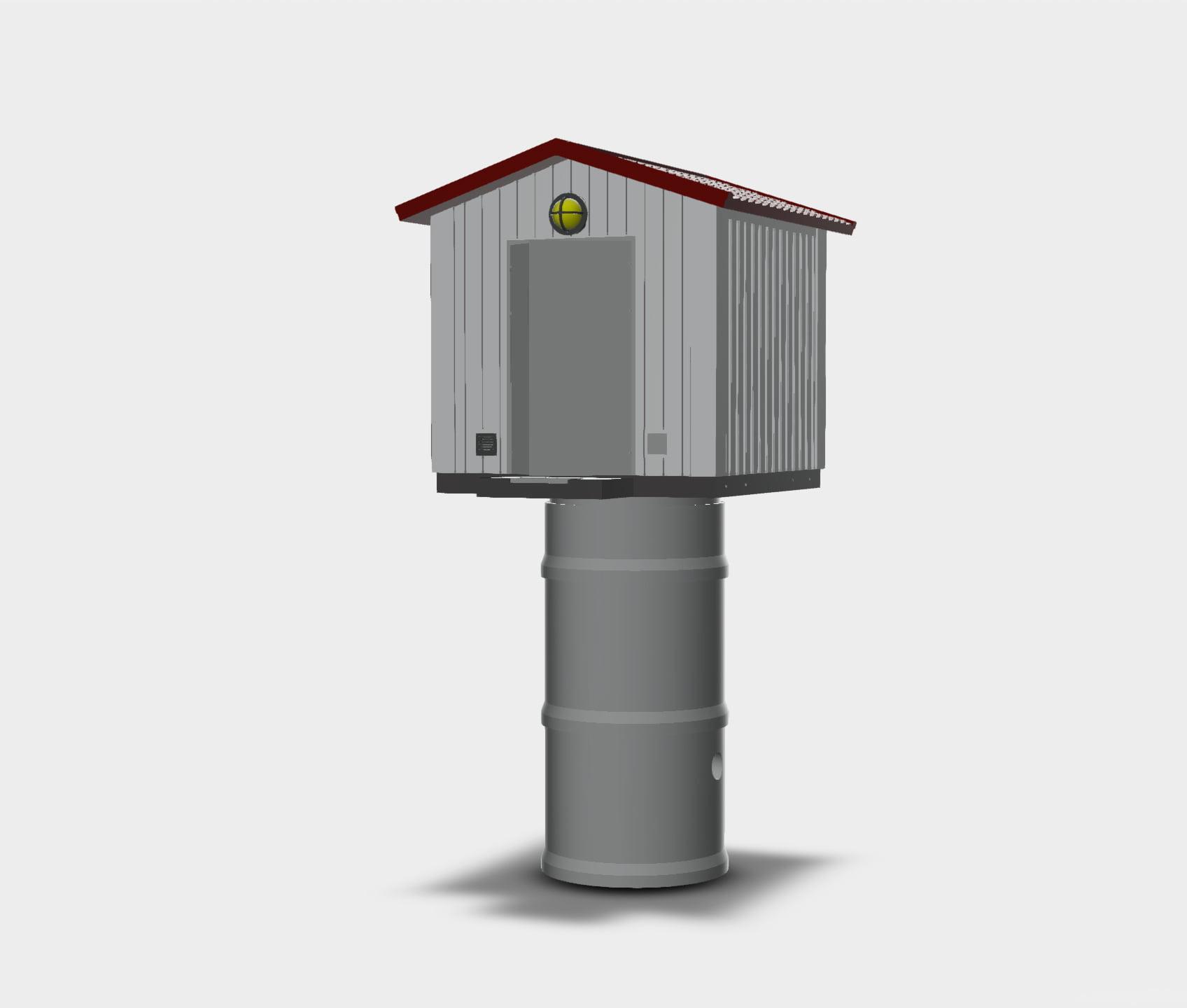 VÖ Pumpstation